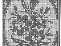 Crochet Inspirations! - Doilies, Fine Thread Work