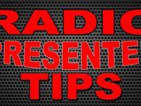 Radio Presenter Tips Radio Radio Station Tips