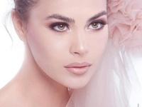 Bridal beauty shots