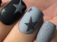 Дизайн ногтей)