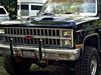 Chevrolet Lifted Trucks Chevy