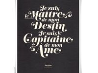 All things stylish, well designed, inspiration and classic cool typography with flair and passion.