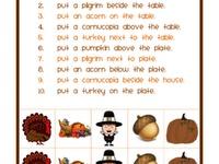 SLP Thanksgiving Freebies