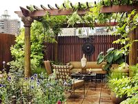 ...beautiful outdoor spaces, decks, patios, outdoor kitchens, pools, courtyards....