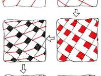 Craft - zentangle
