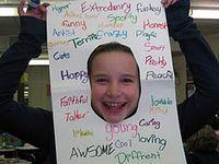 Language arts in second grade