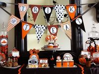 Clever and sometimes creepy crafts, decor, food and more to help you get your kids ready for Halloween!