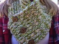 Cuellos punto | Wool necks