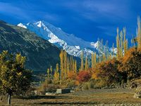 PAKISTAN - NATURE'S BLESSING / Northern Areas