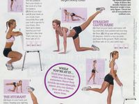 Favorite Fitness Moves/Foods