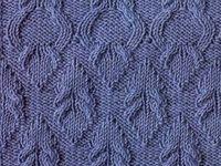 Knitting Motif Charts