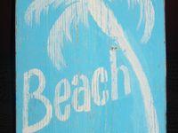 Beach loving