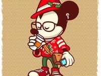 Disney Mickey Mouse ºoº ºoº