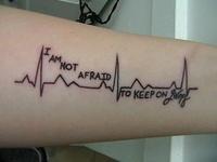 Tattoos - Heartbeat/ Heart