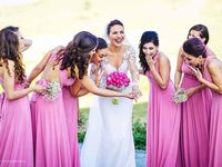 Perfect bridesmaids gown