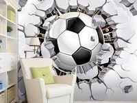 bedroom soccer