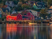 Nova Scotia and PEI