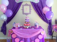 Mer's 2nd Bday Party