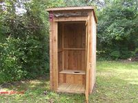 Outhouses and Privys