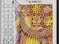 Zentangle Patterns....