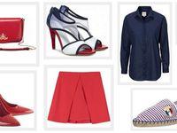 STYL MARYNARSKI / Lato zbliża się do nas wielkimi krokami, czas więc przygotować stylizacje marynarskie! Co nowego w tym sezonie? Najmodniejsze sukienki, bluzki, spodnie i dodatki w atrakcyjnych cenach! Sprawdźcie na www.domodi.pl