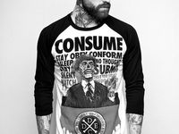One of the coolest male tattoo model!!! Love His style!