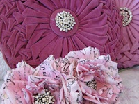 Shabby chic and pink
