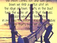 Music lyrics && movie and tv show quotes