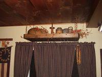 A Primitive,Log home, Cabin fever