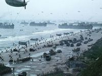 who headed the d-day invasion apush