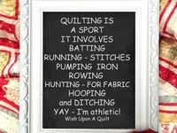 quilters wisdom and inspiration