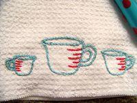 DISH/TEA TOWELS