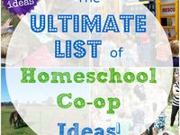 Homeschool ideas and resources