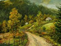 landscape / referenciaképek tájkép festéshez