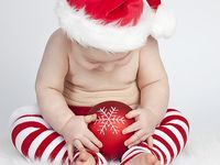 Christmas Photography Ideas for Rhett