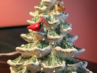 35 Best Images About Ceramic Christmas Trees On Pinterest