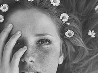 Earth between my toes--Flowers in my hair