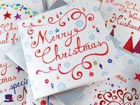 Christmas Cards / Christmas Greeting Cards
