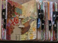 Mini Albums/Scrapbook