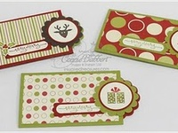 Clever DIY gift card holders for the scrapbooker, stamper, cropper in all of us.
