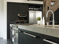 K.I.T.C.H.E.N / Kitchen decor | Ingredients | White and grey style | Functional kitchen | Organize stuff |