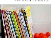 Molly books / Book pins