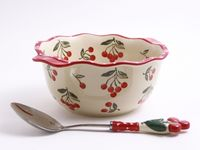 dishes, cookware and linens