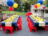 Kids B-day Party Ideas