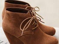 zapatos o botas de tacon