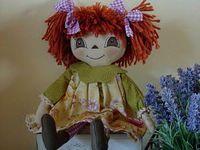 Dolls - Raggedy Anne...