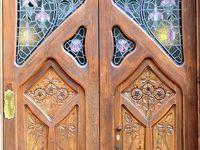 Art Nouveau Art Deco Kapılar