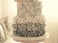 Ideas and inspiration for wedding cakes