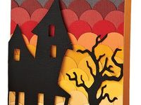 Halloween Cards ::   Paper Crafts
