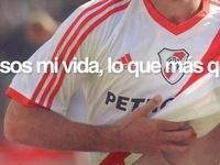 River Plate! / Te llevo en el corazón!
